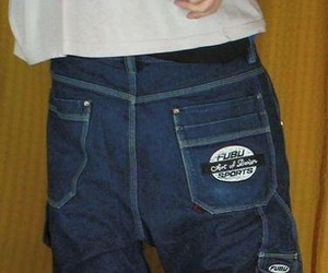 my style, baggy jeans, and sagging image