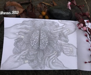 draw, pencil drawing, and drawing image
