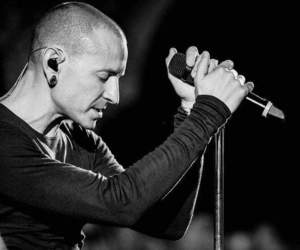 linkin park and chester bennington image