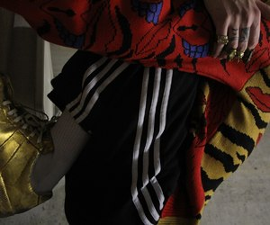 adidas and russian style image