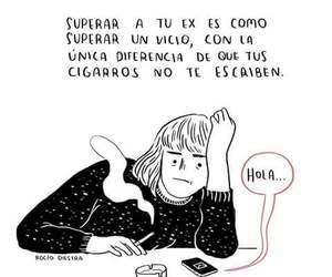 ex, frase, and español image