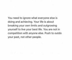 motivation, text, and life image