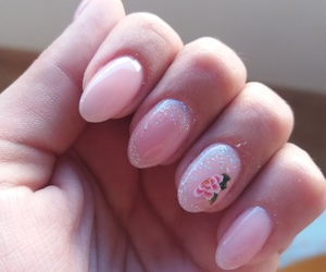 gel, nails, and passione unghie image