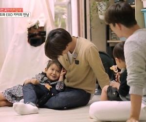 exo, kai, and oh my baby image