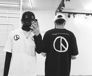 fashion, gdragon, and korea image