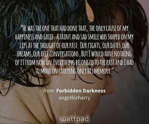 Darkness, fan fiction, and 1d image