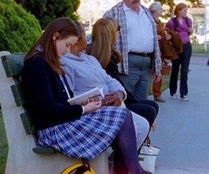 alexis bledel, gilmore girls, and Literati image