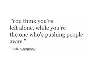 people, quote, and friends image