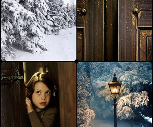 adventure, narnia, and snow image