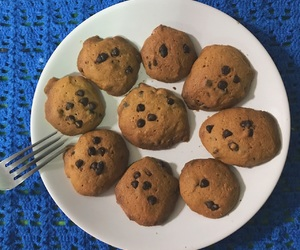 Cookies, byme, and choccolatechipscookies image