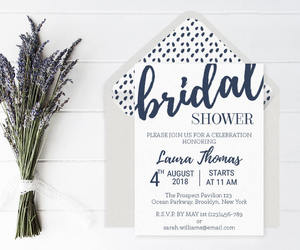 etsy, wedding shower, and diy wedding template image