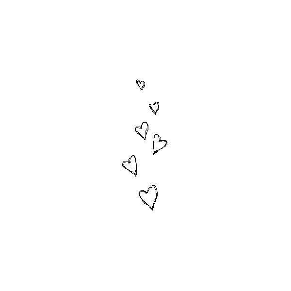 overlay, hearts, and heart image