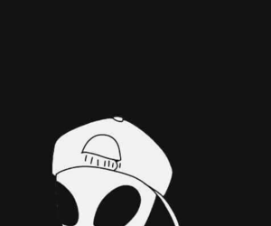 alien, wallpaper, and black image