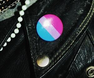 aesthetic, bisexual, and jacket image