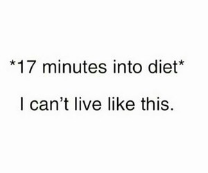 diet, funny, and girls image