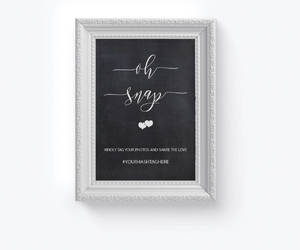 etsy, social media sign, and instagram sign image