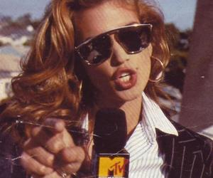 mtv, cindy crawford, and 90s image