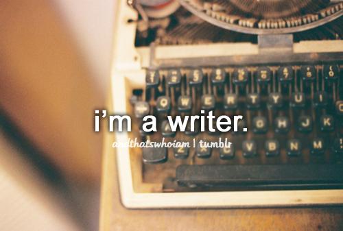 vintage, writer, and typewriter image