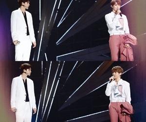 wanna one, kim jaehwan, and yoon jisung image