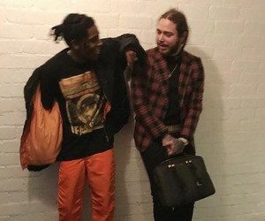 blurry, asap rocky, and outfits image