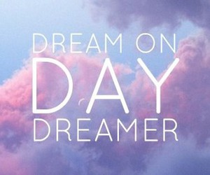 clouds, day, and day dreamer image