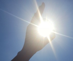 happy, Sonne, and life image