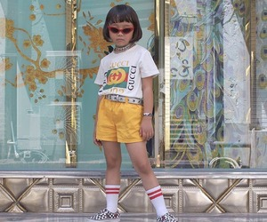 gucci, style, and aesthetic image