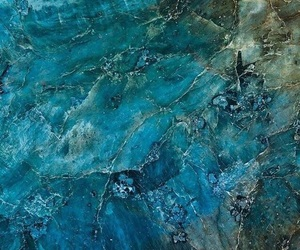 blue, marble, and wallpaper image