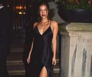barbara palvin, model, and dress image