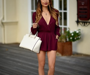 babe, inspiration, and outfit image