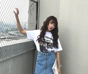 fashion, ulzzang, and asian fashion image