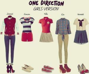 one direction, 1d, and clothes image