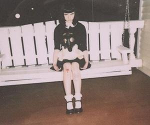 aesthetic, babydoll, and creepy cute image