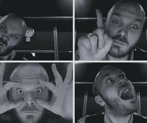 champion, coldplay, and funny faces image