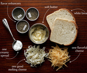 bread and cheese image
