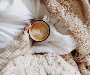 coffee, cozy, and autumn image