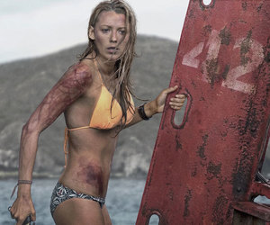 beach, the shallows, and blake lively image