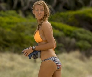 blake lively, movie, and shark image