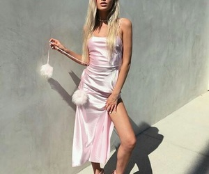 alissa violet, pink, and style image