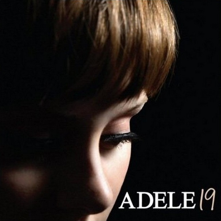 Adele and 19 image