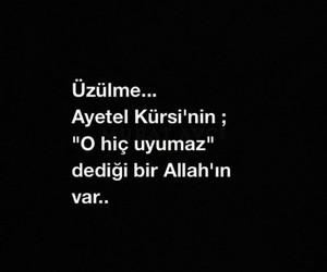 türkçe sözler, islam, and muslim image