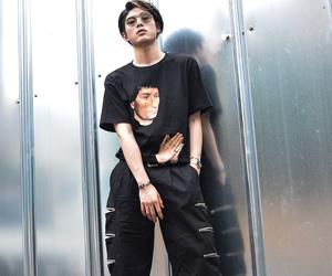 asian boy, model, and ulzzang image