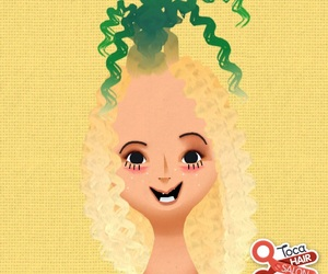pineapple and toca boca image