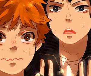 anime, fanart, and hinata image