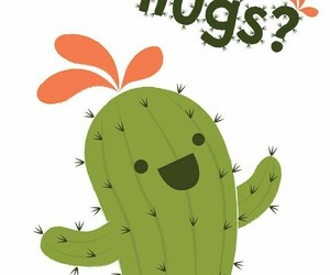 wallpaper, cactus, and backgrounds image