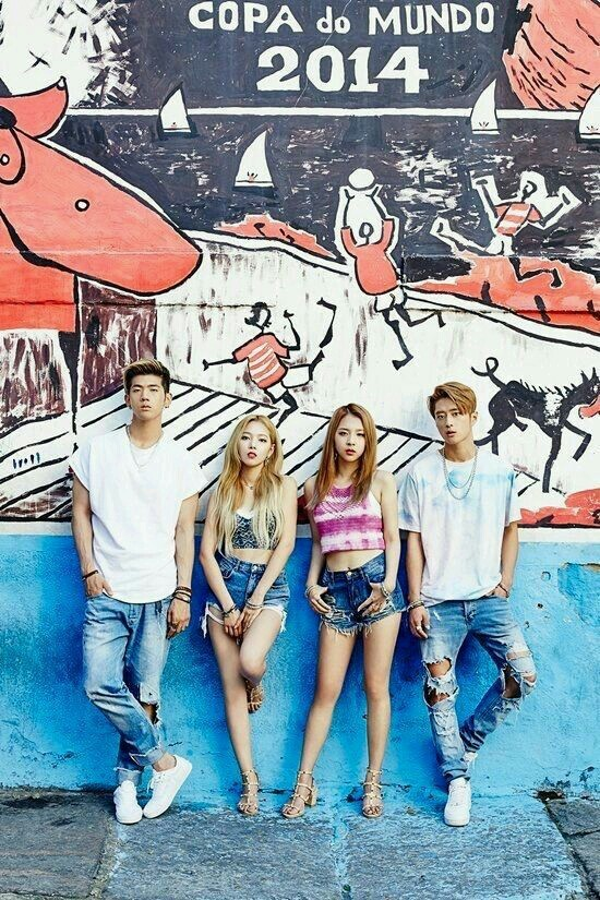 kard, jiwoo, and kpop image