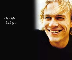 boy and heath ledger image