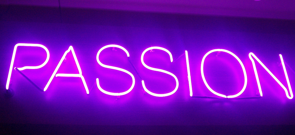 passion, neon, and purple image