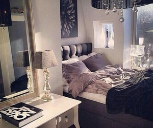chic, home, and decor image