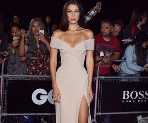 bella hadid, dress, and model image